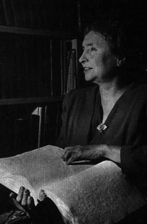 5th Grade Famous Americans Wiki / Helen Keller